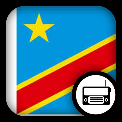 Congo (DRC) Radio iOS App