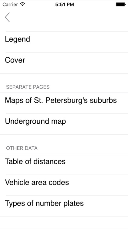 St. Petersburg. Big city atlas screenshot-4