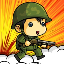 Tiny Soldier vs Aliens - Adventure Games for Kids