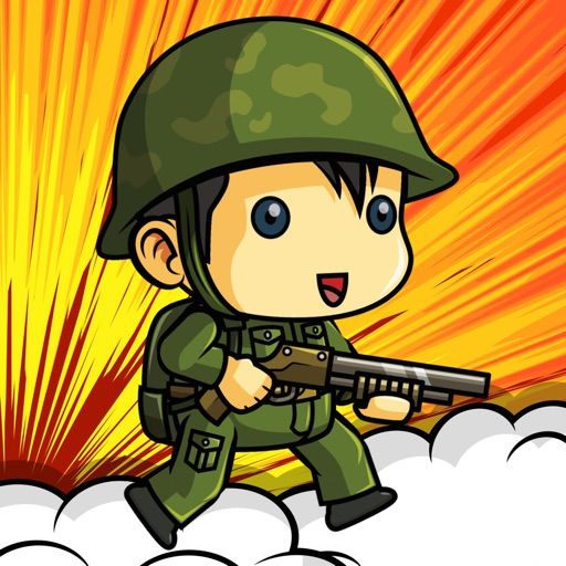 инопланетный & солдат - игры приключения для детей
