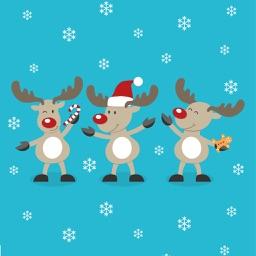Reindeer - Fc Sticker