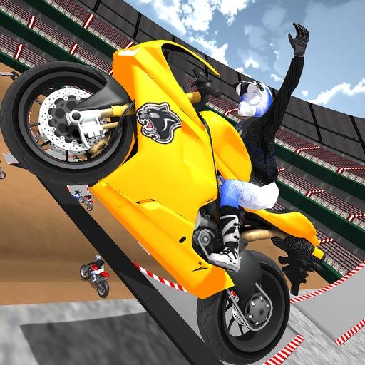Moto GT Stunt Racing: Bike Driving Master