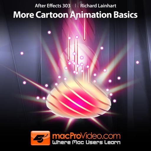 Course For After Effects Cartoon Animation Basics iOS App