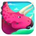 31.恐龙世界总动员 - 三角龙探索侏罗纪儿童游戏