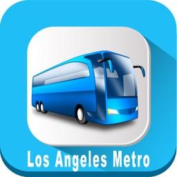 Los Angeles Metro California USA where is the Bus