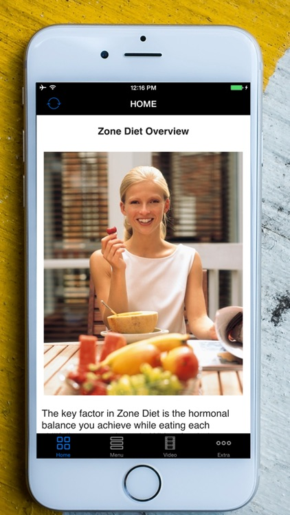 Zone Diet Made Easy - Best Healthy Weight Loss Diet Program Guide & Tips For Beginner's Guide