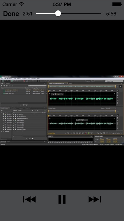LearnFor Adobe Audition screenshot-3