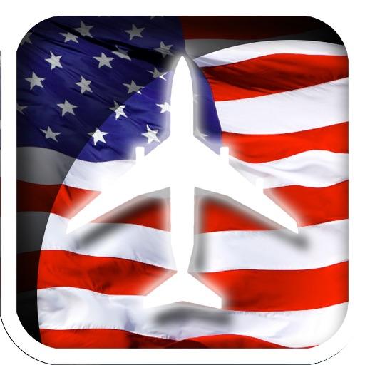 Washington DC Offline Travel Guide icon