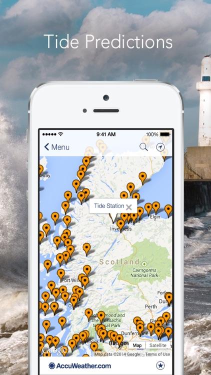 Marine Weather Plus by AccuWeather: AU Edition screenshot-4