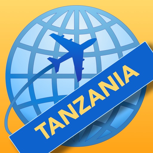 Tanzania Travelmapp