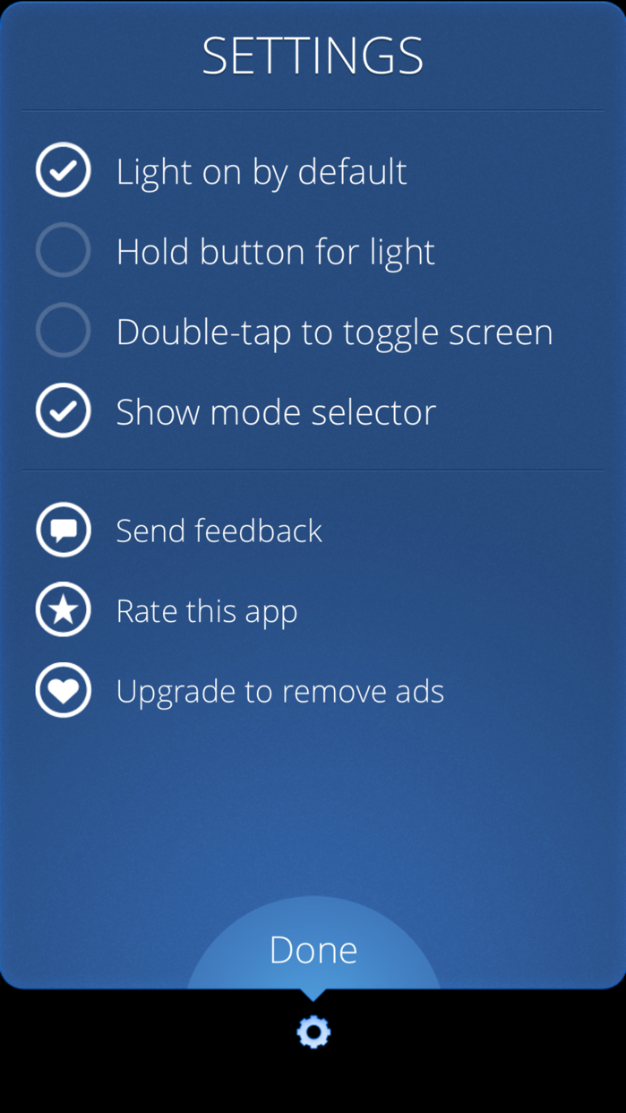 Light - LED Flashlight Screenshot