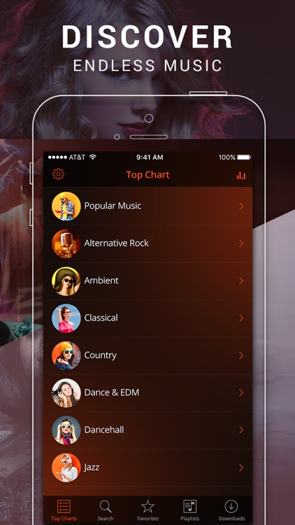 Musibeat - Mp3  Music Player for SoundCloud