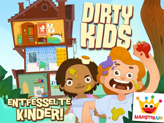 Dirty Kids Screenshot