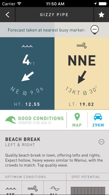 Sherpa Surf Guide screenshot-3