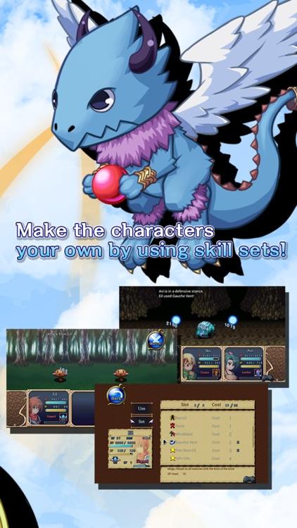 RPG Bonds of the Skies screenshot-3