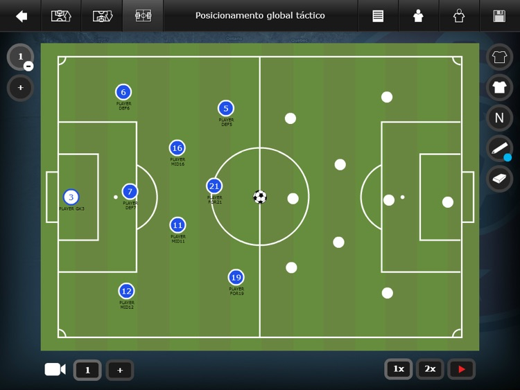 Mourinho Tactical Board NSCAA screenshot-3