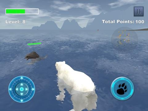 Скачать игру Arctic Polar Bear