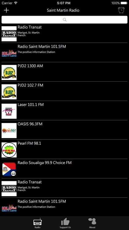 Saint Martin Radio