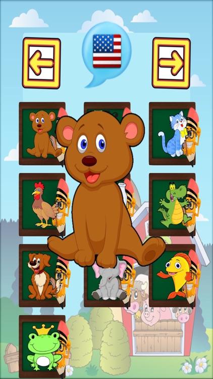 Animals Sound For Toddler Free screenshot-3