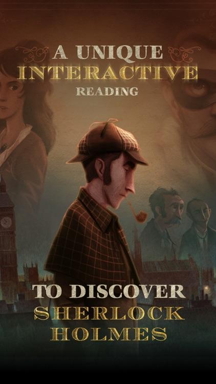 iDoyle: Sherlock Holmes screenshot-0