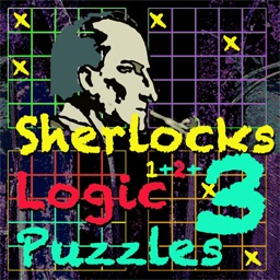 Sherlocks Logic Puzzles 1+2+3