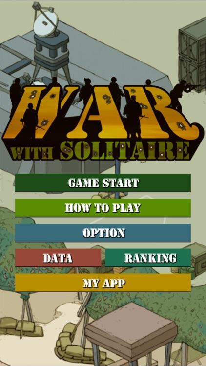 War with Solitaire screenshot-4