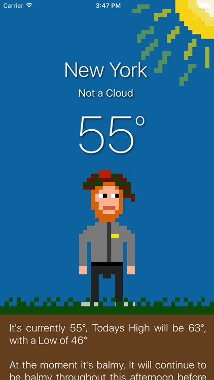 Willy's Weather screenshot-3