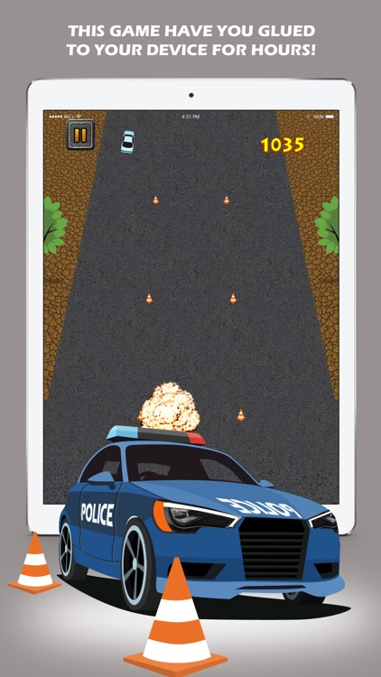 Speed Police Car Chase: Traffic Racing Rivals Pro