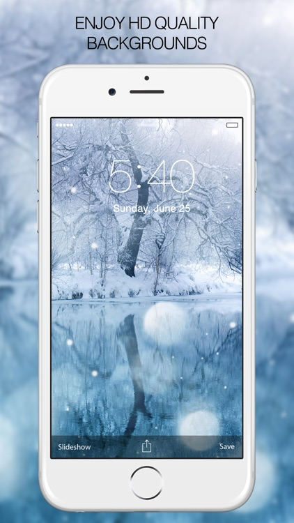 Winter Wallpapers – Winter Pictures & Backgrounds