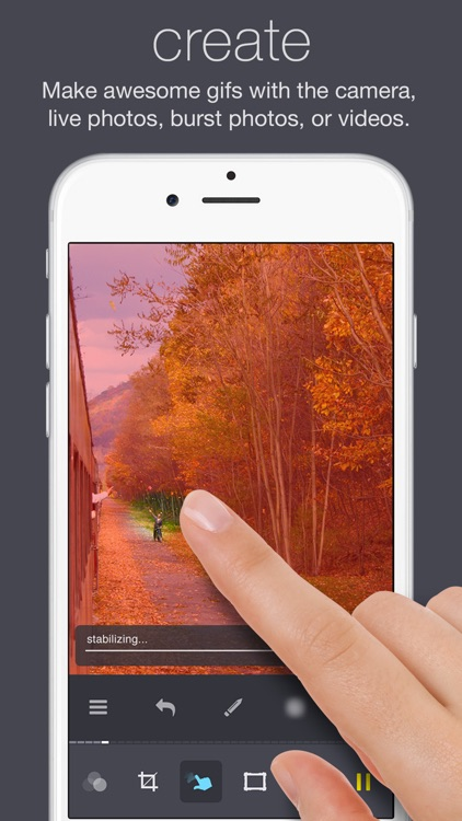 Giffer - Animated GIF Maker App