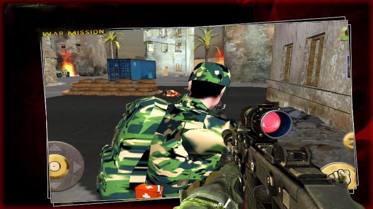 War Terror Shooter - New Commamdo
