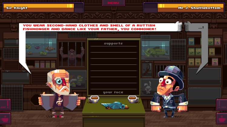 Oh...Sir! The Insult Simulator screenshot-3