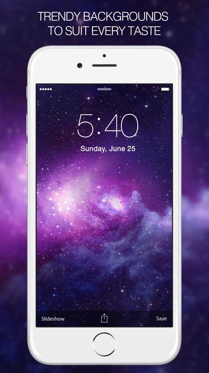 Galaxy Wallpapers – Space & Universe Wallpapers screenshot-3