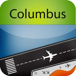 Columbus Airport (CMH) + Flight Tracker