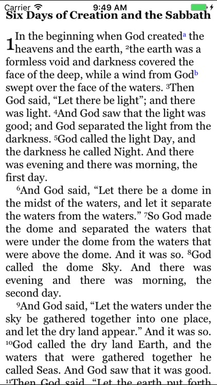 CCEL NRSVA Bible screenshot-2