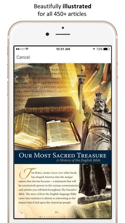 The Founders' Bible screenshot-3
