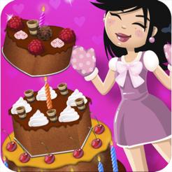 Cake Maker Birthday Free Game 4