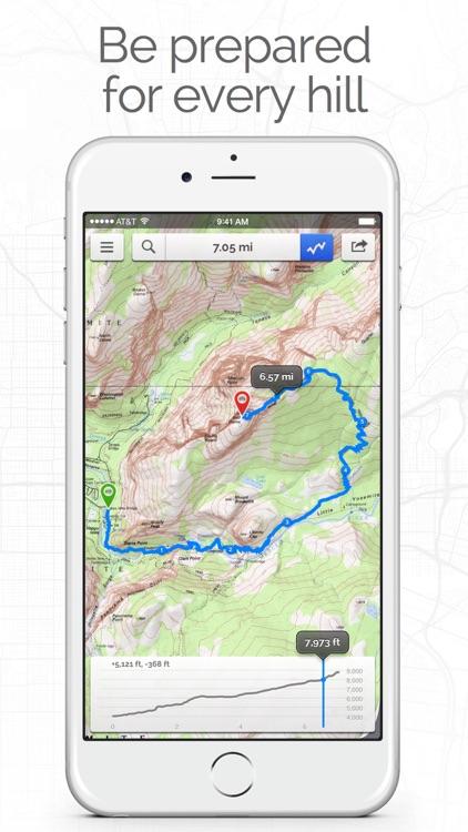 Footpath Route Planner screenshot-3