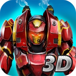 Ultimate Steel street fighting:Free multiplayer robot PVP online boxing fighter games