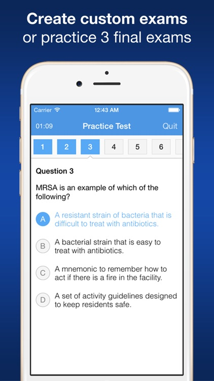 CNA Smart Exam Prep PLUS - Practice Test & Study