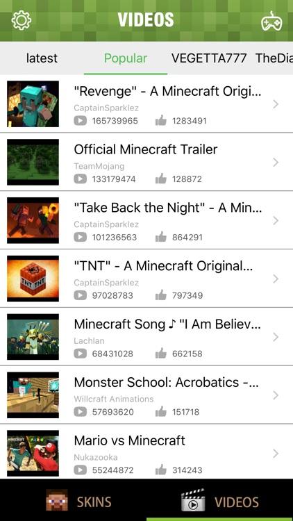 MineSkinsBox for Minecraft PE & PC Boys Girls Art screenshot-3