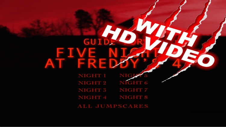 Cheats Offline For Five Nights At Freddy's 4