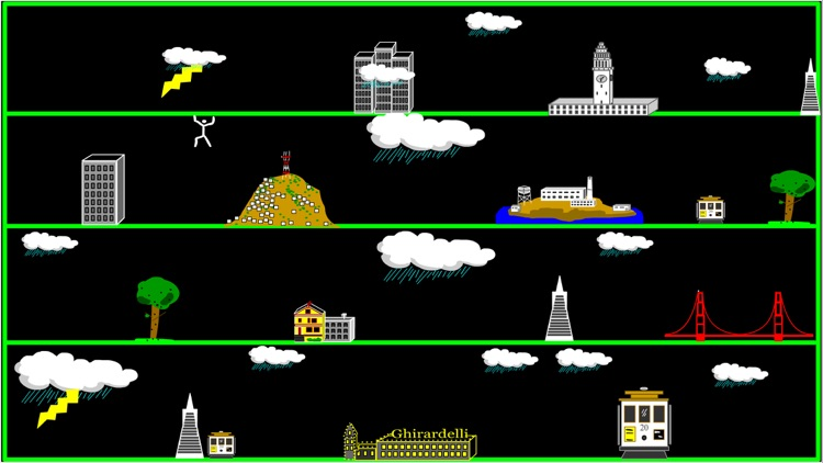 City Jumper Lite screenshot-4