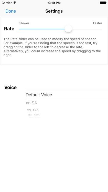 Speaking Aid 2 screenshot-3