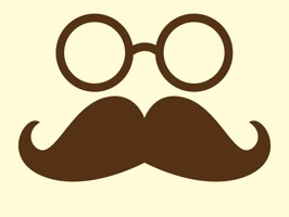 Move it in November: Mustache, beard and greetings