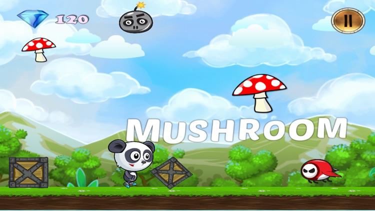 Panda ABC Running Adventure Game Free