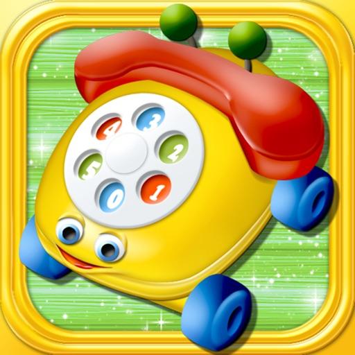 Preschool Toy Phone - Activities for Toddlers