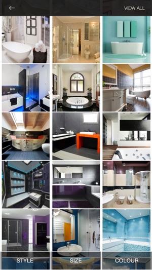 bathrooms interiors design on the app store rh apps apple com