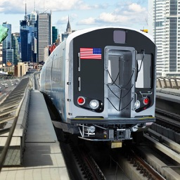 Subway 3D New York Simulator