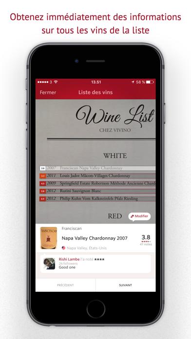 Screenshot for Vivino in France App Store